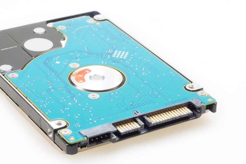 Reševanje podatkov iz diska