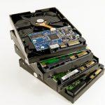 Razlogi za okvaro podatkov na disku