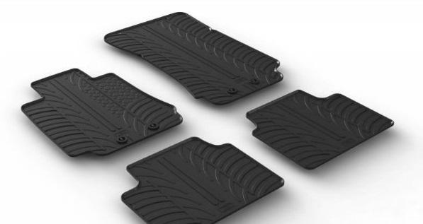 Tipski gumijasti tepihi za avto